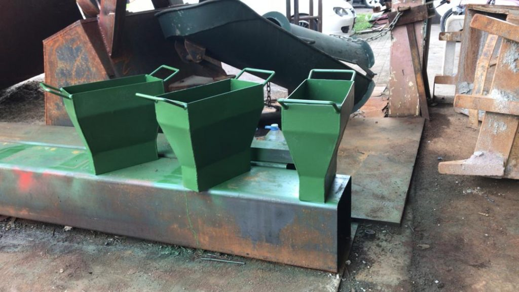 steel fabricator puchong omesb